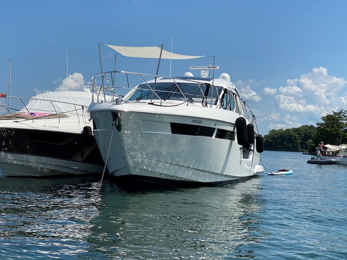 2017 Cruisers Yachts 54 Cantius Photo 4 of 73