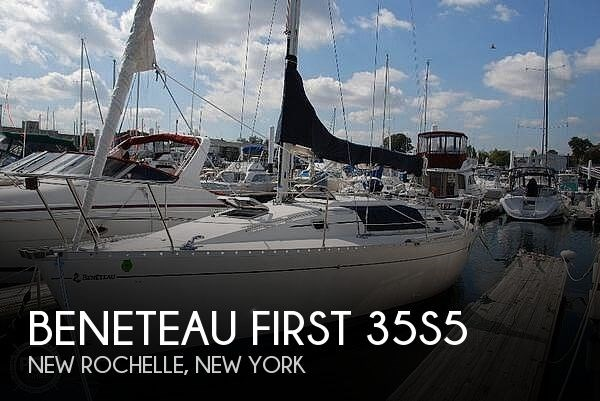 1990 Beneteau First 35s5 Photo 1 sur 20
