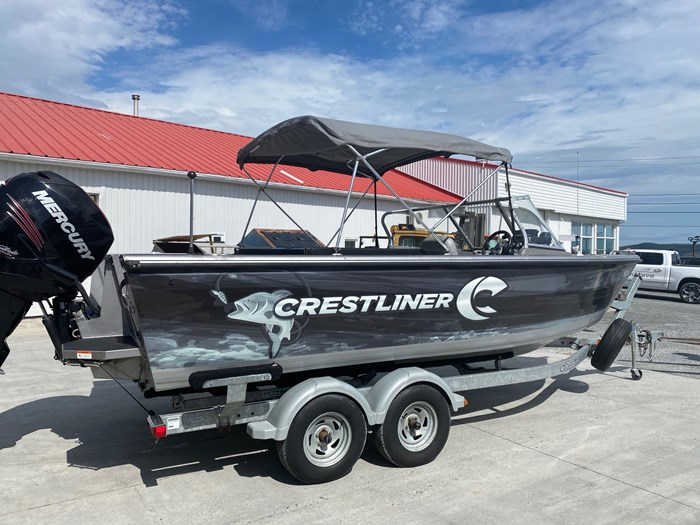 2015 Crestliner Authority 2250 Photo 3 sur 8