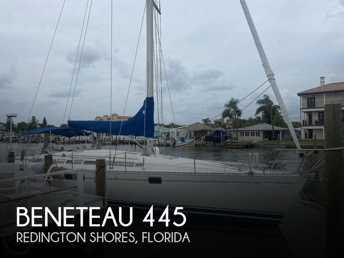 1992 Beneteau 445 Photo 1 sur 20