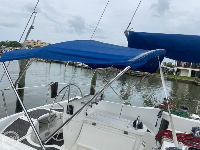 1992 Beneteau 445 Photo 12 sur 20