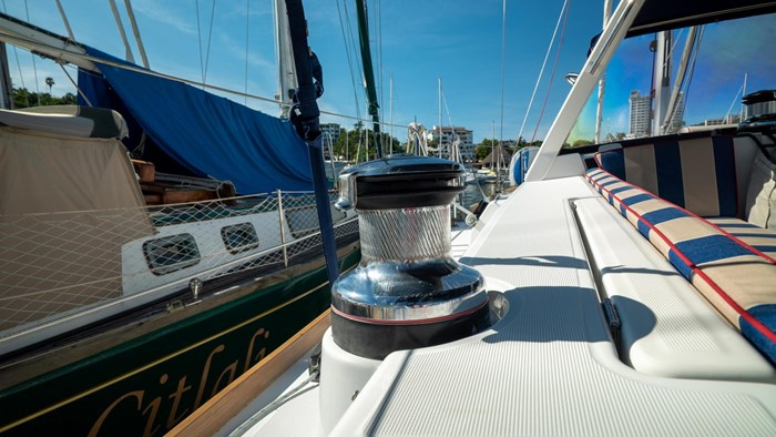 2013 Beneteau Oceanis Photo 17 sur 94