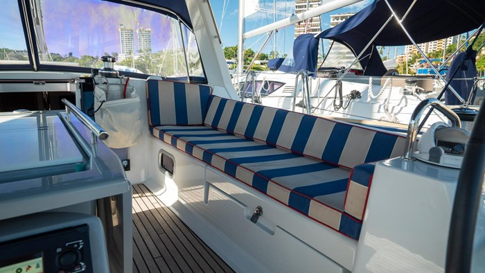 2013 Beneteau Oceanis Photo 20 sur 94