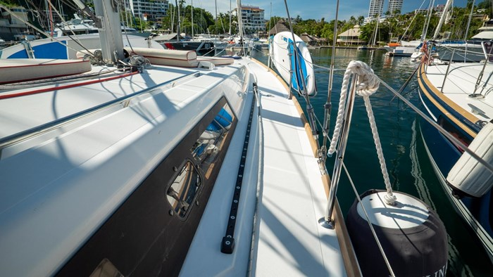 2013 Beneteau Oceanis Photo 36 sur 94