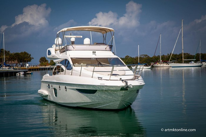 2009 Azimut Flybridge Photo 7 sur 75