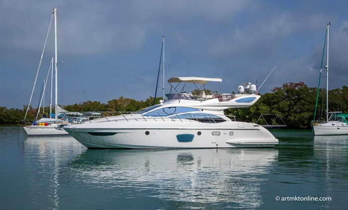 2009 Azimut Flybridge Photo 11 sur 75