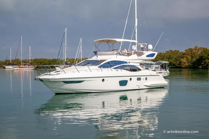 2009 Azimut Flybridge Photo 12 sur 75