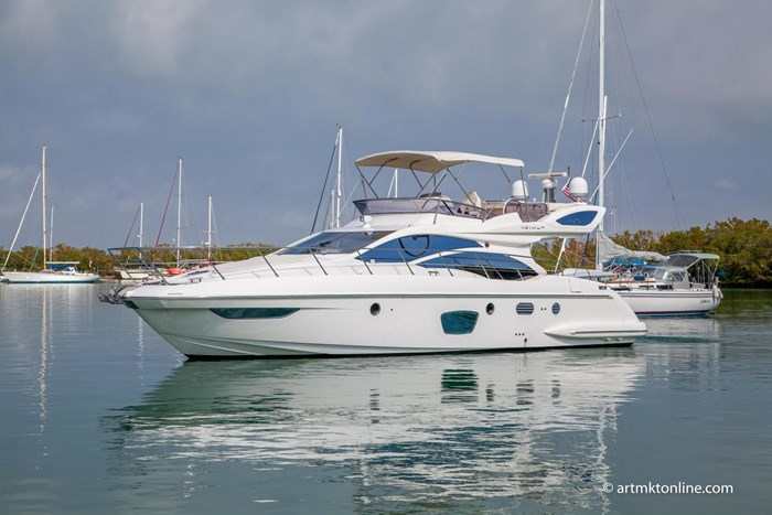 2009 Azimut Flybridge Photo 13 sur 75