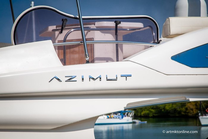 2009 Azimut Flybridge Photo 24 sur 75