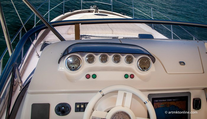 2009 Azimut Flybridge Photo 25 sur 75