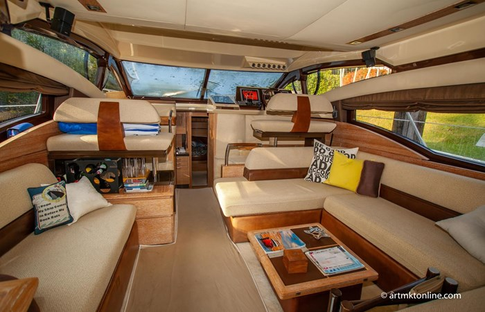 2009 Azimut Flybridge Photo 28 sur 75