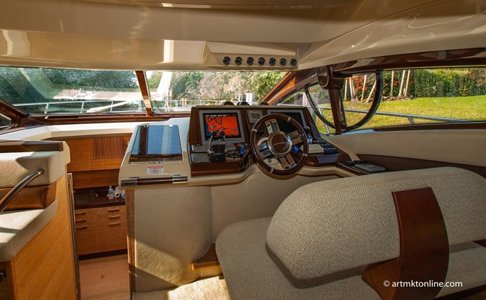 2009 Azimut Flybridge Photo 32 sur 75