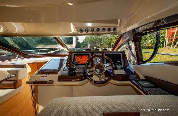 2009 Azimut Flybridge Photo 33 sur 75