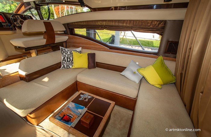 2009 Azimut Flybridge Photo 34 sur 75