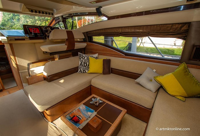 2009 Azimut Flybridge Photo 35 sur 75