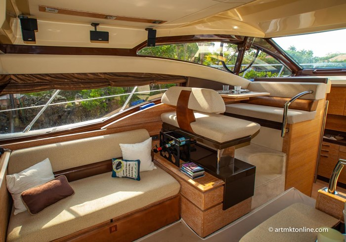 2009 Azimut Flybridge Photo 38 sur 75