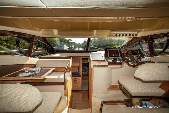 2009 Azimut Flybridge Photo 40 sur 75