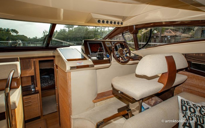 2009 Azimut Flybridge Photo 41 sur 75