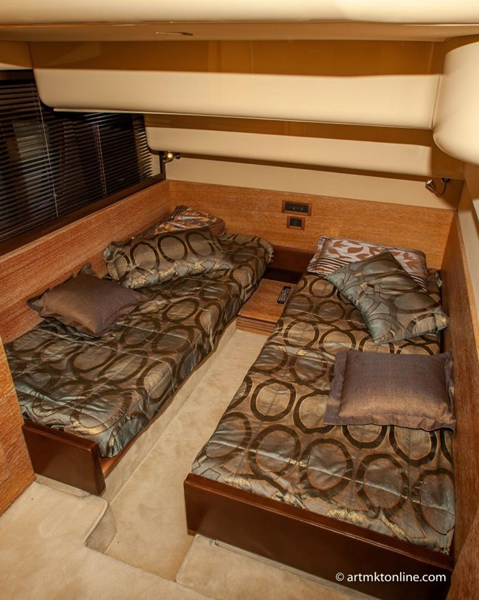 2009 Azimut Flybridge Photo 45 sur 75