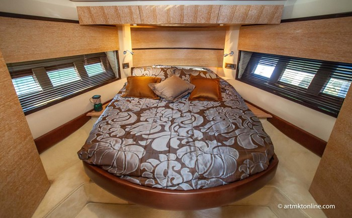 2009 Azimut Flybridge Photo 52 sur 75