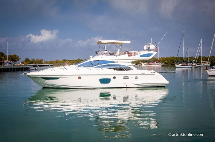 2009 Azimut Flybridge Photo 57 sur 75