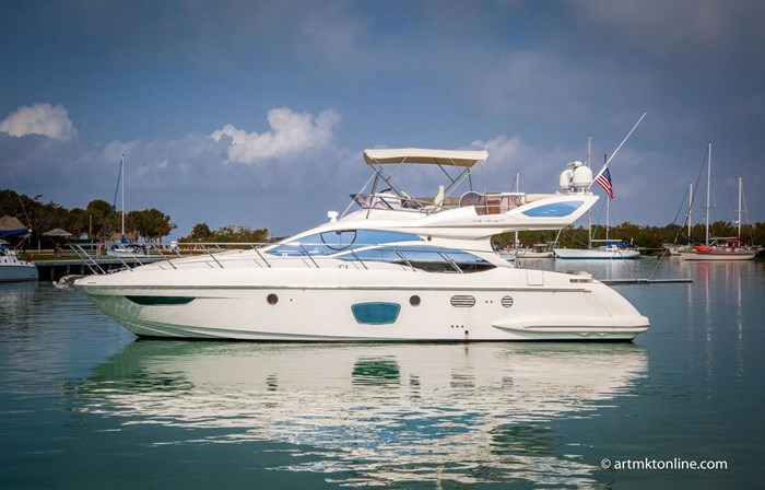 2009 Azimut Flybridge Photo 58 sur 75
