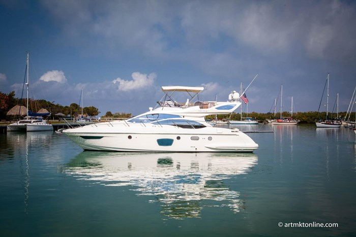 2009 Azimut Flybridge Photo 59 sur 75
