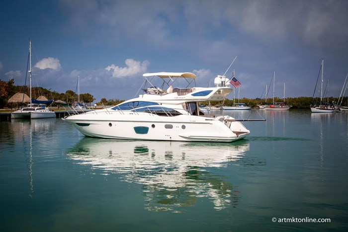 2009 Azimut Flybridge Photo 60 sur 75