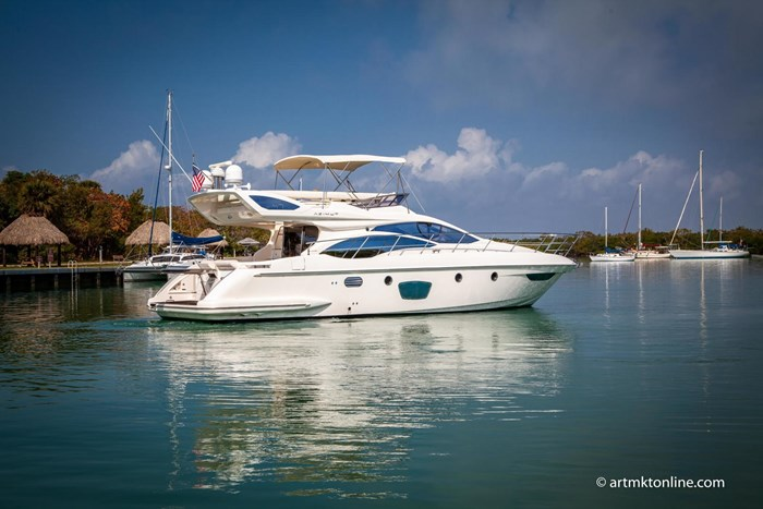 2009 Azimut Flybridge Photo 61 sur 75
