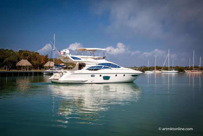 2009 Azimut Flybridge Photo 62 sur 75
