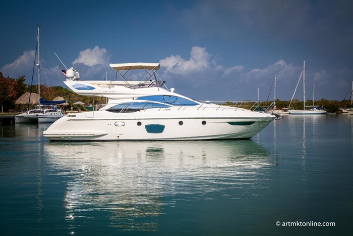 2009 Azimut Flybridge Photo 63 sur 75