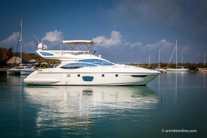2009 Azimut Flybridge Photo 64 sur 75