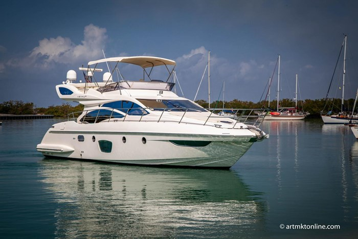 2009 Azimut Flybridge Photo 67 sur 75