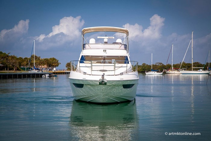 2009 Azimut Flybridge Photo 68 sur 75