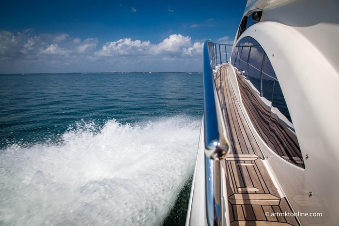 2009 Azimut Flybridge Photo 71 sur 75