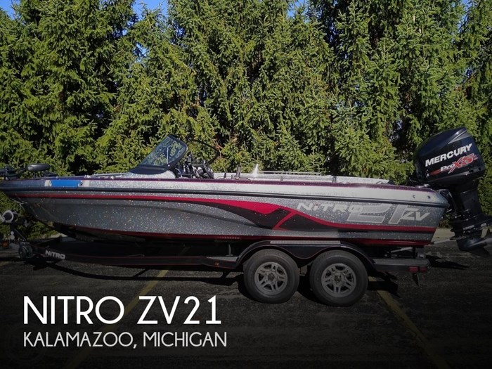 2014 Nitro ZV21 Photo 1 sur 20