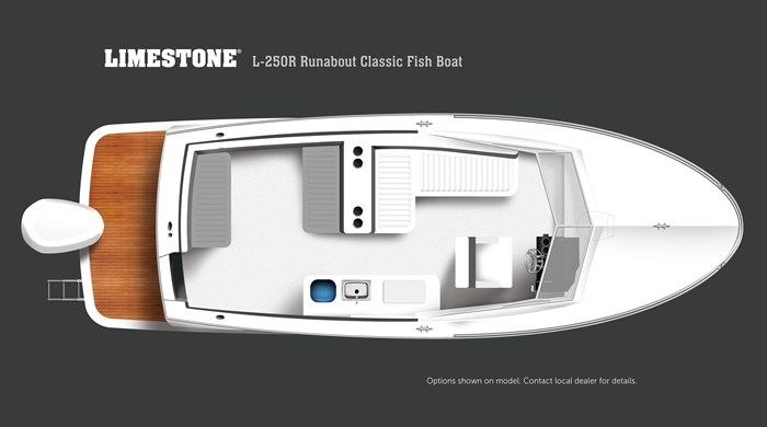 2021 LIMESTONE L-250R Photo 3 of 5