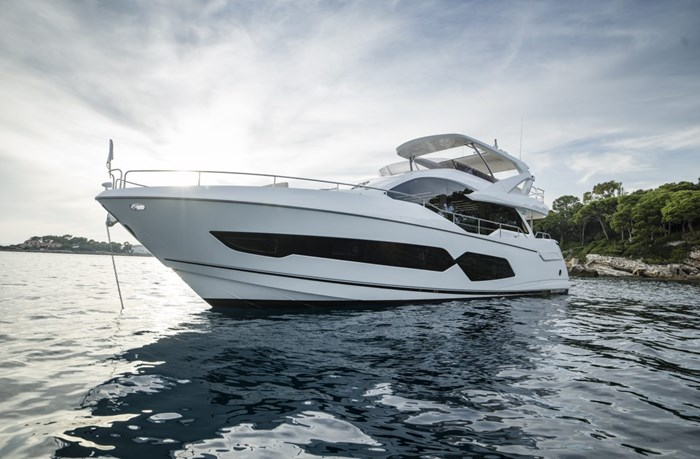 2021 Sunseeker 76 Yacht Photo 5 sur 22