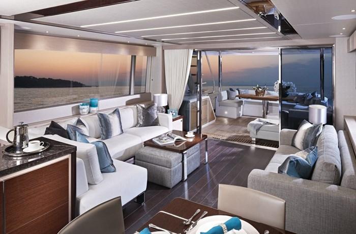 2021 Sunseeker 76 Yacht Photo 10 sur 22