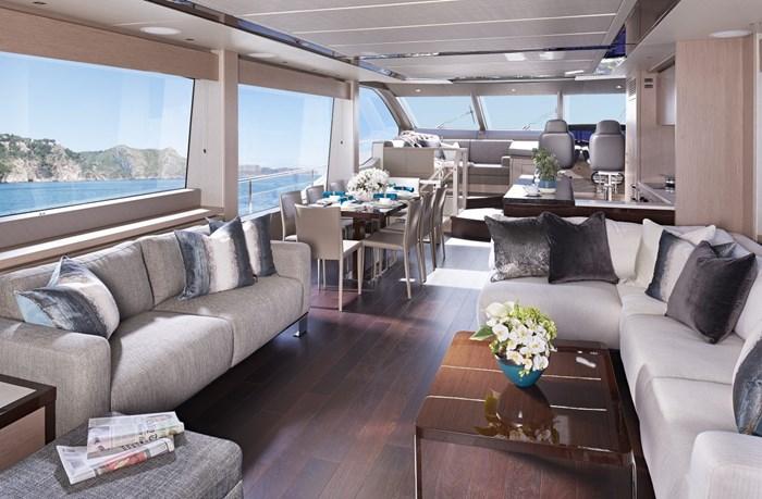 2021 Sunseeker 76 Yacht Photo 12 sur 22