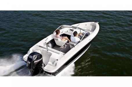2021 Bayliner 170 Bowrider Photo 1 sur 6