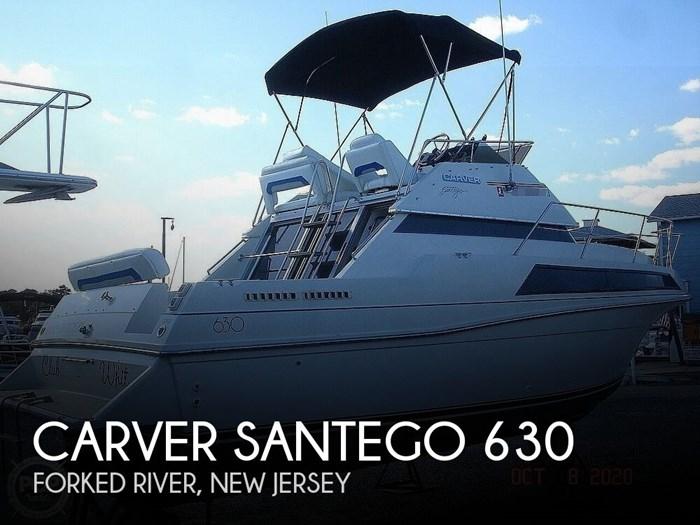 1992 Carver Santego 630 Photo 1 sur 20