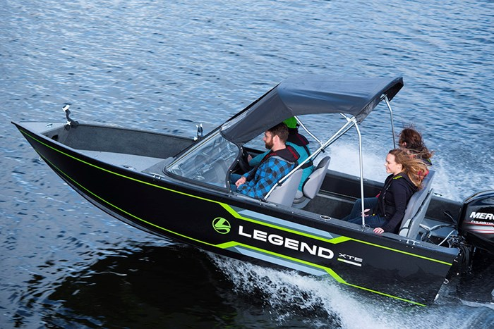 2021 LEGEND 16 XTE SPORT WITH 60hp ELPT CT Photo 1 of 8