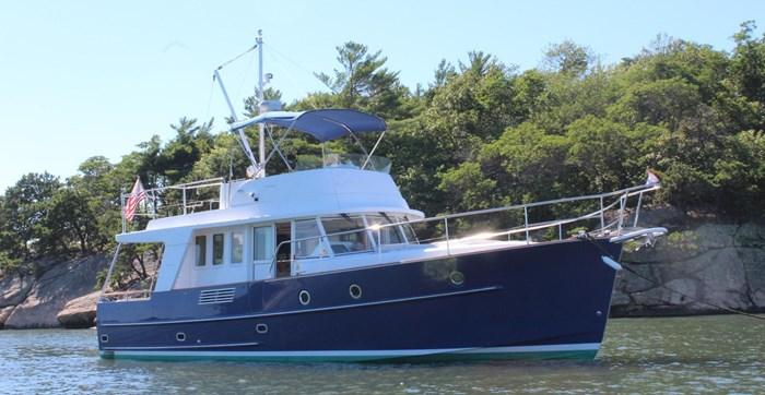 2006 Beneteau Swift Trawler 42 Photo 5 sur 22