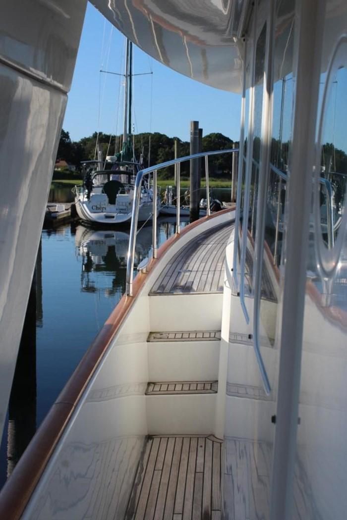 2006 Beneteau Swift Trawler 42 Photo 8 sur 22