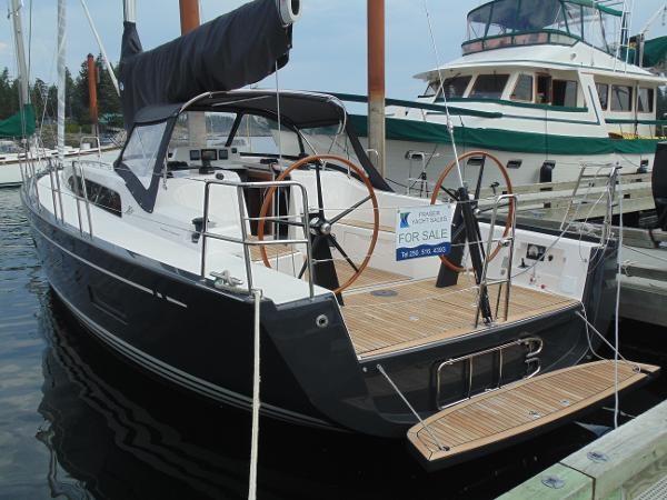 2020 X-Yachts 4.0 Photo 8 sur 57
