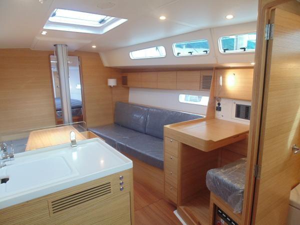 2020 X-Yachts 4.0 Photo 30 sur 57