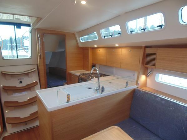 2020 X-Yachts 4.0 Photo 43 sur 57