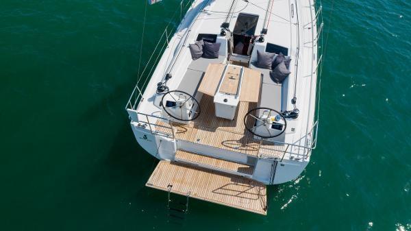 2021 Beneteau Oceanis 40.1 Photo 4 sur 16