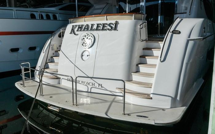 2012 Hatteras 80 Motor Yacht Photo 31 sur 31